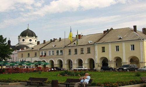 Zdjęcie UKRAINA / Ukraina Zachodnia / Żółkiew / rynek