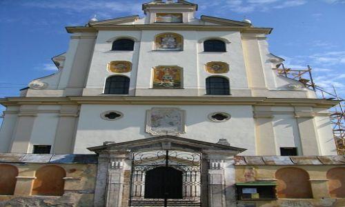 Zdjęcie UKRAINA / Ukraina Zachodnia / Żółkiew / klasztor Dominikanów