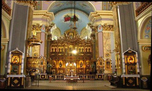 Zdjęcie UKRAINA / Ukraina Zachodnia / Lwów / cerkiew Przemienienia Pańskiego