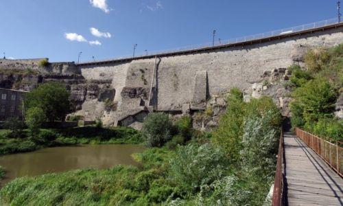 UKRAINA / Podole / Kamieniec Podolski / Most Turecki