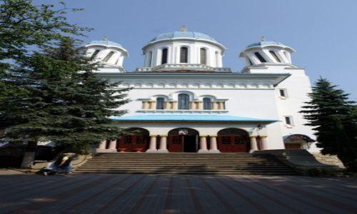 Zdjecie UKRAINA / Bukowina / Czerniowce / Fascynująca cerkiew