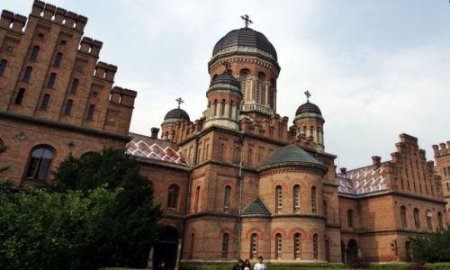 Zdjecie UKRAINA / Bukowina / Czerniowce / Uniwesytet