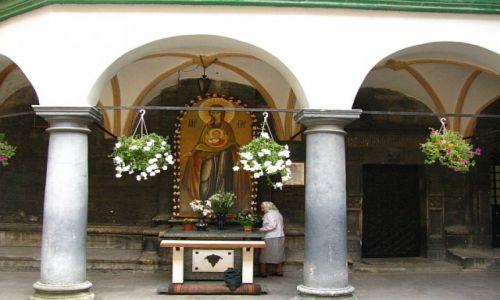UKRAINA / Ukraina Zachodnia / Lwów / cerkiew wołoska