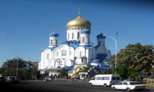 Zdjęcie UKRAINA / Zakarpacie / Użhorod / cerkiew prawosławna