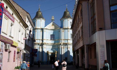 UKRAINA / Galicja / Iwano Frankowsk / Kościół ormiański