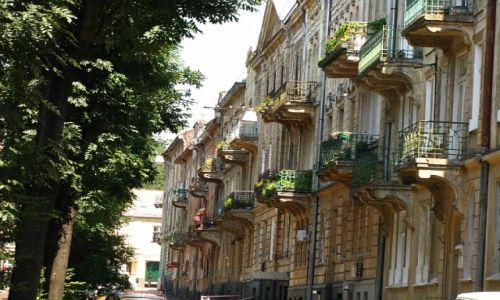 Zdjecie UKRAINA / Ukraina Zachodnia / Lwów / ulice dawnego Lwowa