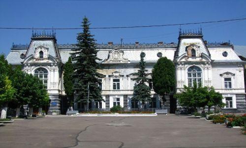 Zdjecie UKRAINA / Ukraina Zachodnia / Lwów / pałac Siemieńskich