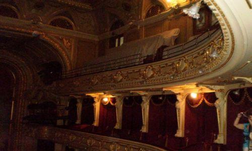 Zdjęcie UKRAINA / lwowskie / Lwów / Wnętrza Teatru Opery i Baletu