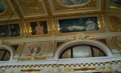 Zdjecie UKRAINA / lwowskie / Lwów / Wnętrza Teatru Opery i Baletu