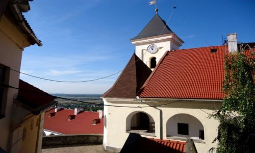 Zdjęcie UKRAINA / Zakarpacie / Mukaczewo / Zamek Pałanka