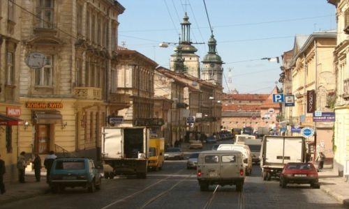 Zdjęcie UKRAINA / lwowskie / Lwów / Tylko we Lwowie - wspomnienia