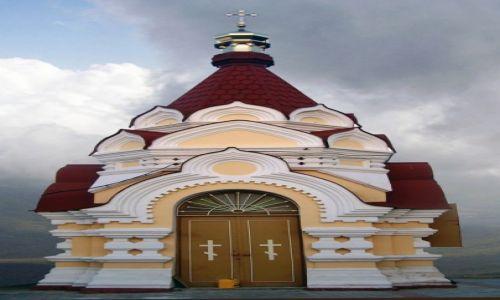 UKRAINA / Krym / Teodozja / Cerkiew