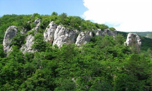 Zdjecie UKRAINA / Krym / dolina Kokkozy / Wielki Kanion