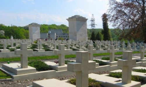 Zdjęcie UKRAINA / Lwow / Lwów -Łyczakow / Cmentarz Orląt Lwowskich