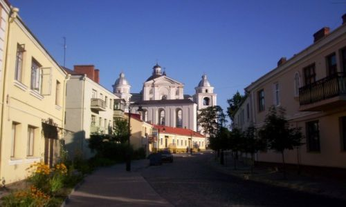 Zdjęcie UKRAINA / Obwód wołyński / Łuck / Stare miasto