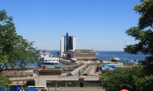 Zdjecie UKRAINA / Obwód odeski  / Odessa / Port wodny