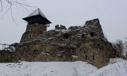 Zdjecie UKRAINA / Obwód zakarpacki / Kamjanicya / Nevyckiy zamek