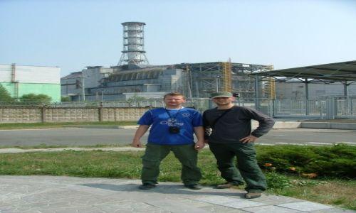 Zdjęcie UKRAINA / Czarnobyl / Czarnobyl / Elektorwania Czarnobyl