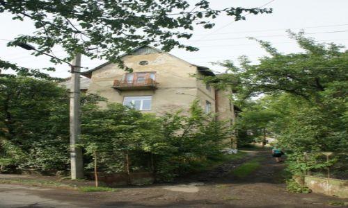 Zdjęcie UKRAINA / Aglomeracja Drohobycko-Borysławska / Drohobycz / Dom, w którym mieszkał Bruno Schulz