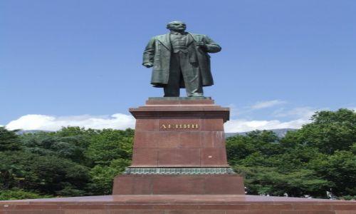 Zdjęcie UKRAINA / Krym / Jałta / poznajmy się - Włodzimierz Lenin
