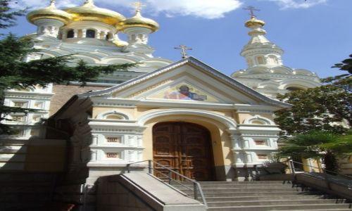Zdjęcie UKRAINA / Krym / Jałta / Sobór św. Aleksandra Newskiego w Jałcie