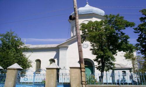 Zdjecie UKRAINA / podole / Meżyriv / cerkiew