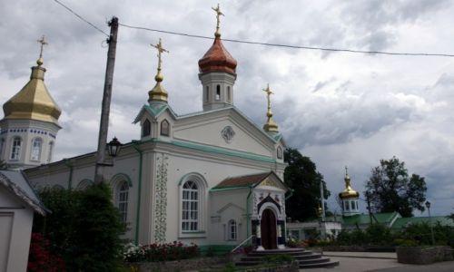 Zdjecie UKRAINA / Wschodnia Ukr. / Połtawa / Klimaty monastyru