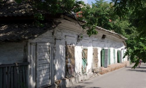 UKRAINA / Wschodnia Ukr. / Połtawa / Odchodzące klimaty