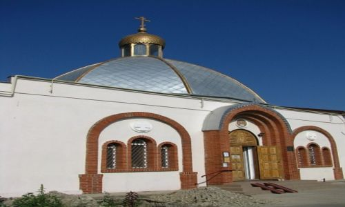Zdjęcie UKRAINA / Krym / Teodozja / cerkiew Wszystkich Świętych