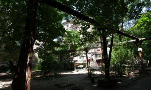 Zdjecie UKRAINA / - / Dniepropietrowsk / Klimaty podwórek