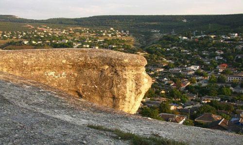 Zdjęcie UKRAINA / Krym / Bakczysaraj / okolice Bakczysaraju