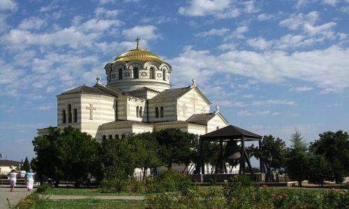 UKRAINA / Krym / Sewastopol / Chersonez Taurydzi
