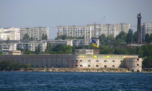 Zdjęcie UKRAINA / Krym / Sewastopol / Zatoka Sewastopolska