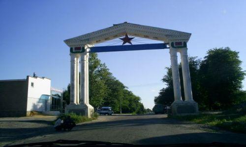 Zdjecie UKRAINA / podole / Żmerynka / Brama Wjazdowa