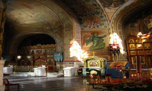 UKRAINA / Krym / Sewastopol / cerkiew św. św. Piotra i Pawła