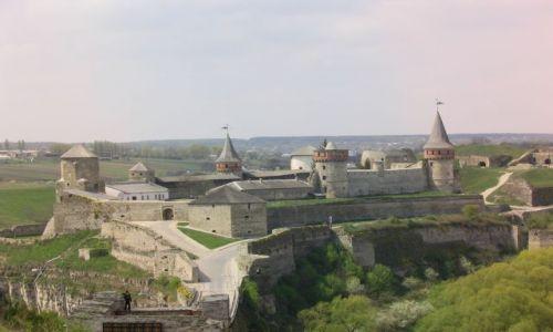 Zdjecie UKRAINA / brak / Kamieniec Podolski / Zamek