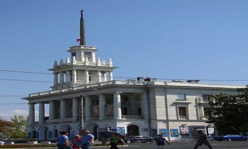 Zdjecie UKRAINA / Krym / Sewastopol / budynek teatru