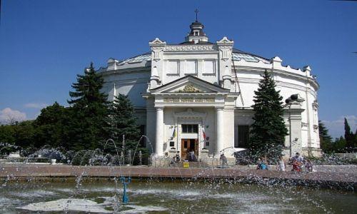 UKRAINA / Krym / Sewastopol / Muzeum Bohaterskiej Obrony Sewastopola