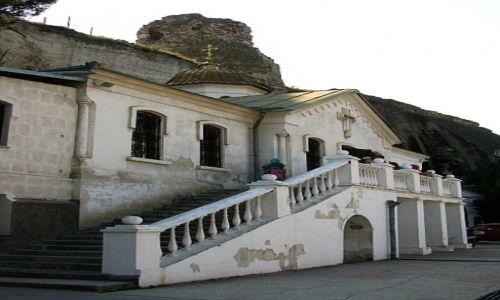 Zdjęcie UKRAINA / Krym / Inkerman / cerkiew św. Trójcy