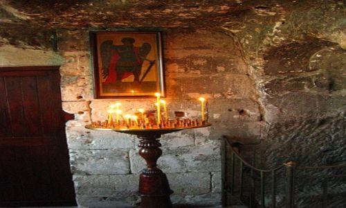 Zdjęcie UKRAINA / Krym / Inkerman / klasztor św. Klemensa