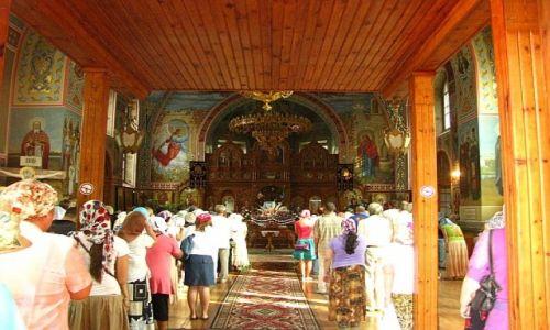 UKRAINA / Krym / Symferopol / cerkiew Trzech Świętych