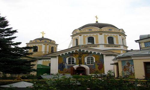 UKRAINA / Krym / Symferopol / sobór katedralny Św. Trójcy