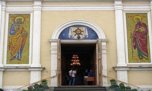 UKRAINA / Krym / Symferopol / sobór Św. Piotra i Pawła