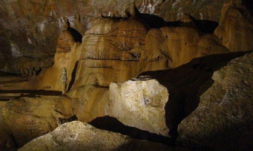 Zdjęcie UKRAINA / Krym / okolice Symferopola / Jaskinia Marmurowa