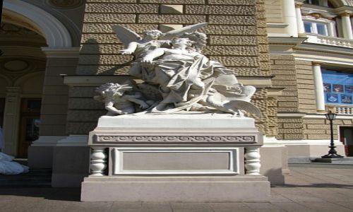 Zdjęcie UKRAINA / Obwód Odeski / Odessa / budynek opery odeskiej