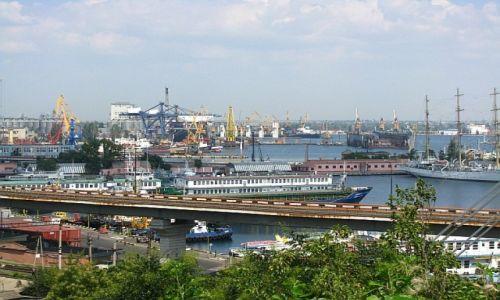 UKRAINA / Obwód Odeski / Odessa / port odeski