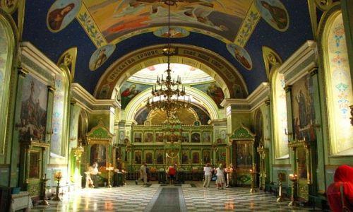 Zdjęcie UKRAINA / Obwód Odeski / Odessa / cerkiew św. Trójcy