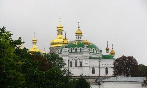 Zdjęcie UKRAINA / Obwód Kijowski / Kijów / Ławra Peczerska