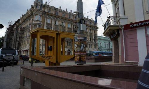 UKRAINA / Odessa / Odessa / Wschodnia Odyseja