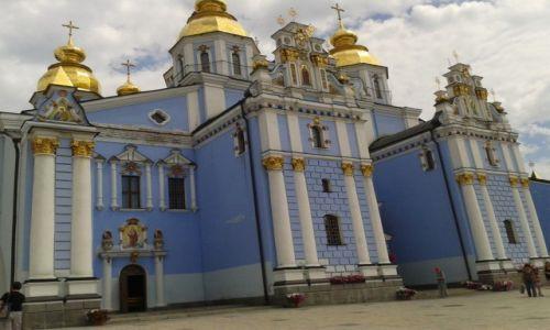 Zdjęcie UKRAINA / KIJOW / KIJOW / CERKIEW ŚW MICHAŁA   KIJOW